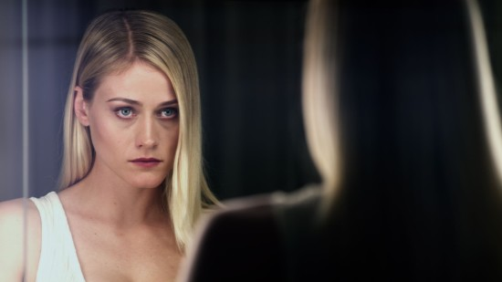 OLIVIA TAYLOR DUDLEY IN THE VATICAN TAPES