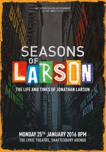 Seasons of Larson - Artwork Image